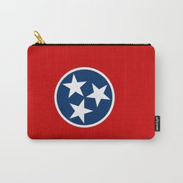 Tennessee Flag Carry-All Pouch