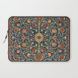 William Morris Floral Carpet Print Laptop Sleeve
