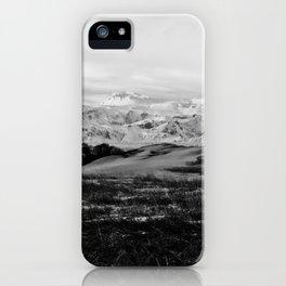 HIELO QUEMA II iPhone Case