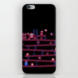 Kong Donkey iPhone Skin