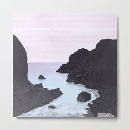 The sea song Metal Print