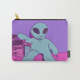 Alien Chill Carry-All Pouch
