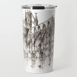 Cathedral ink Travel Mug