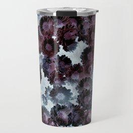Flower Bomb Travel Mug