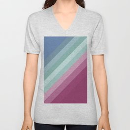 Rainbow 3 Unisex V-Neck