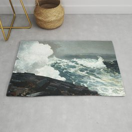 Northeaster 1895 By WinslowHomer | Reproduction Rug