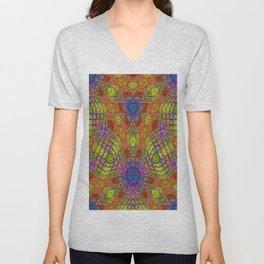 Confined Roots Unisex V-Neck