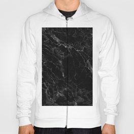 Black marble Hoody