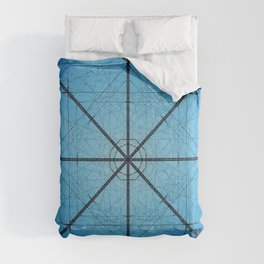 Tower Symmetry Comforters