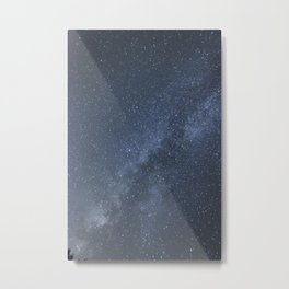 Milky Way   Nature and Landscape Photography Metal Print