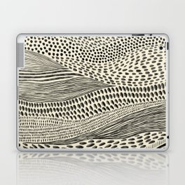 Hand Drawn Patterned Abstract II Laptop & iPad Skin