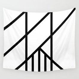 Bold Deco Wall Tapestry