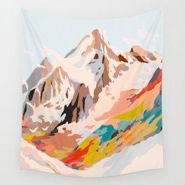 glass mountains Wandbehang