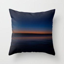 Seascape 011 Throw Pillow