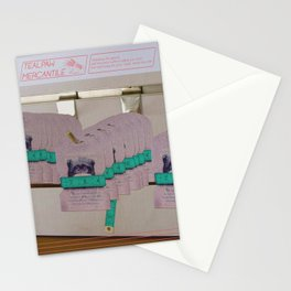 Tealpaw Mercantile Stationery Cards