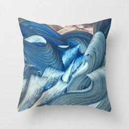 Hulderfolk Throw Pillow