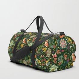 Treasures of the emerald woods Duffle Bag