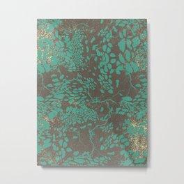 Spots T.G Metal Print