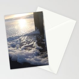Sunset North Sea Stationery Cards