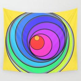 colors and circles -15- Wall Tapestry