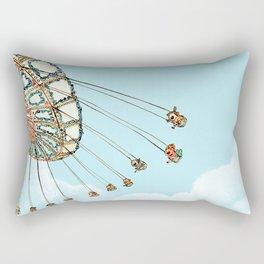 La Fete Foraine Rectangular Pillow