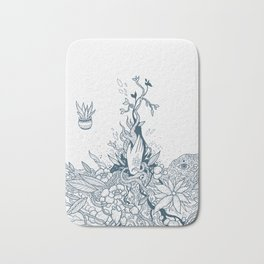 The Witch's Hand Bath Mat