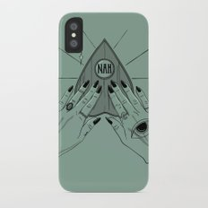 NAH iPhone X Slim Case