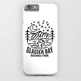 Glacier Bay National Park iPhone Case
