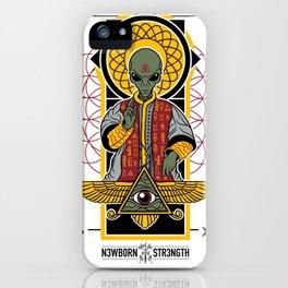 NBS/Annunaki iPhone Case