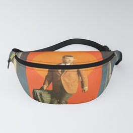 The Departure Fanny Pack