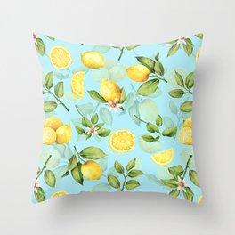Vintage & Shabby Chic - Lemonade Throw Pillow