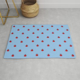Nature in motion Rug