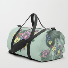 Bouquet Duffle Bag