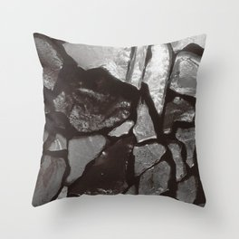 Stained Glass Throw Pillow