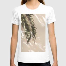 tropical palm leaves vi T-shirt