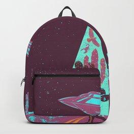 DESERT UFO Backpack