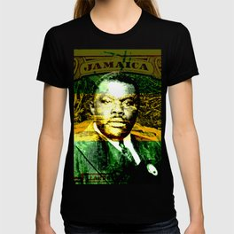 Marcus Garvey Jamaican Freedom fighter T-shirt