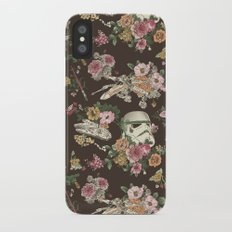 Botanic Wars iPhone X Slim Case