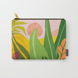 Jungle Morning Carry-All Pouch