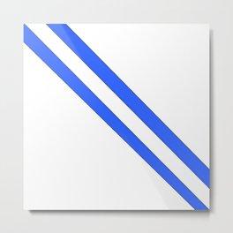flag of nicaragua 2- Nicaraguans,Nicaragüense,Managua,Matagalpa,latine. Metal Print