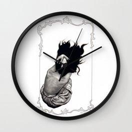 Lament Wall Clock