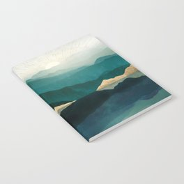 Waters Edge Reflection Notebook