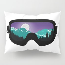 Moonrise Goggles | Goggle Designs | DopeyArt Pillow Sham