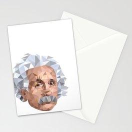 Mentor me Einstein Stationery Cards