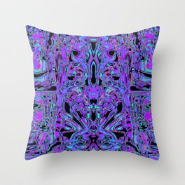 I'm looking at you (mirror side) Throw Pillow