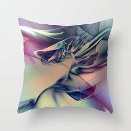 Veildance #3 Throw Pillow