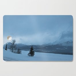 Blue Mountain Cutting Board