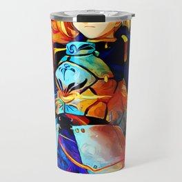moon queen Travel Mug