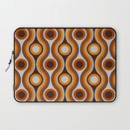Older Patterns ~ Waves 70s Laptop Sleeve
