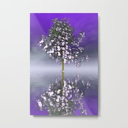 just a fancy tree -4- Metal Print